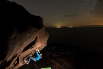 Midnight sessions at St Bees