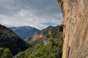 The brilliant crag warm up<br>© Robert Durran
