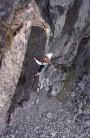 Deer Bield Buttress - a late ascent