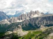 Cinque Torri - Dolomites