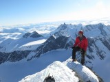 Topping out on Storen<br>© sanguine