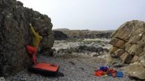 Flange Pocket, Saligo Bay, Islay