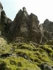 Arrowhead Ridge from below