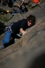 Nat crushing (or whatever young things do to routes) Black Hawk Hell Crack.