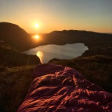 June in the Lakes - Crummock Water, Loweswater, Solway Firth & Galloway Hills