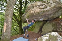 Sticking the swing again on King Of The Swingers f7B+