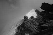 SE ridge Fletschhorn