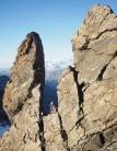 Fletschhorn SE Ridge
