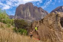 Bouldering in Tsarnoro Madagascar