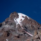 Kazbek SE Face route