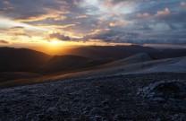 Skiddaw at sunrise