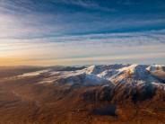 Maol Chean-dearg and Loch Carron