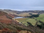 Well worth a visit, if only for the views (kinder scout).