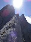Ridge towards the Gross Simelistock