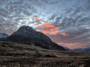 Tryfan in late afternoon