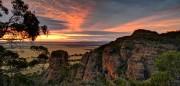 Arapiles sunrise<br>© Zoe Wilkinson