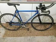 Raleigh Reynolds 853 Road Bike