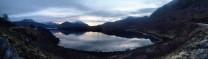 Upper Loch Torridon at dawn
