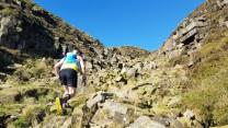 Running the Edale Skyline