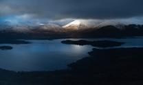 Islands on Loch Lomond