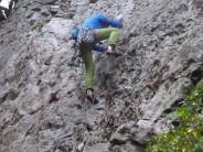 First ascent.