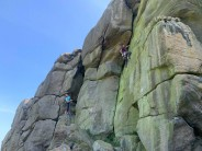 Pitch 2 of the North West Girdle