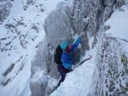 soloing brown cove crags