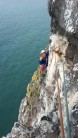 about to traverse the guano on fantan b