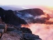 Ben Nevis Cliffs