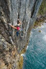 Andi Smith on the third pitch of Positron