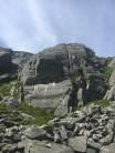 Bealach Nan Cabar Crags : Right Hand Buttress