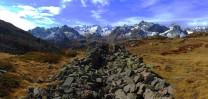 High Nevache valley