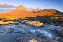 Why are they called the 'Red Cuillin'?