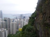 Battle of the Bulge, Mid-Level Crags, Hong Kong<br>© Adrian Gostick