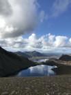 Dunn Loch from A Mhaighdean