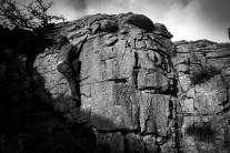 Helen's first ascent - 'Bobbies'