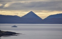 Beinn na Cro and the Navy