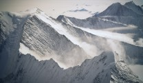 Antarctic Ridgelines