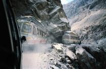 Karakorum Highway wacky races