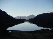 Dawn from the Lac d'Aumar, Haute Pyrenees