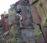 David Vetter first ascent