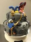 70 th birthday cake