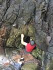 First ballpoint ascent