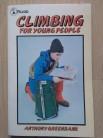 My first climbing book
