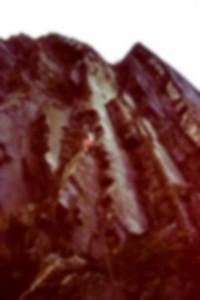 Pat Littlejohn, first ascent of Antichrist, Blackchurch