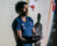 Bassa Mawem: a decorated IFSC Speed circuit athlete.