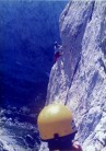 West Face of Totenkirchl (Dulfer. Extreme Alpine Rock - route 49