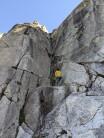 Top-roping Dihedral Corner