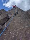 Jack's Route, Rosyth Quarry