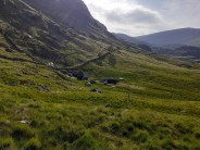 Mardale Head Boulders from the approach path